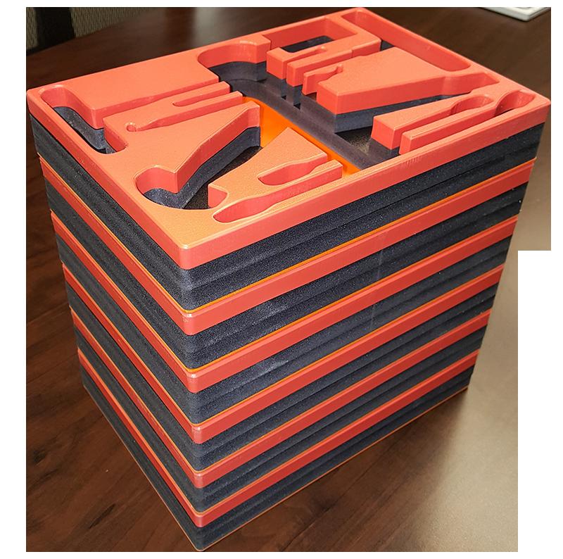 Fod Tool Trays