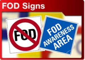 fod signs button