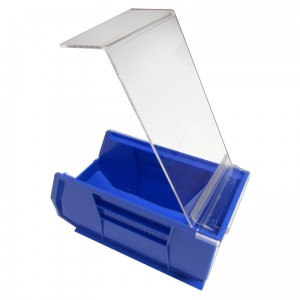 Tool parts container