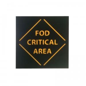 fod 3d critical sign