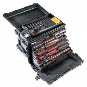 Pelican 0450 with Tool Trays 1