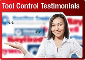 Tool Control Testimonials